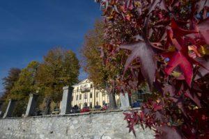 Esterno della sede dell'Università della Valle d'Aosta